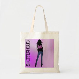 Shopperholic Fashion Girl Stylish Budget Tote Bags