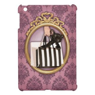 Shopping Bag French Bulldog iPad Mini Covers