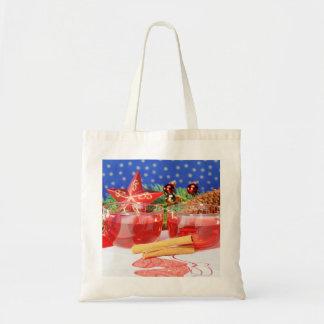 Shopping bag glad Christmas