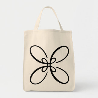 shopping bag. Stock market to make the purchases