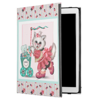 "SHOPPING CAT LOVE CUTE iPad Pro iPad Pro 12.9"" Case"