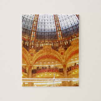 Shopping center in Paris Jigsaw Puzzle