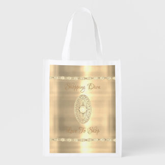 Shopping Diva Reusable Grocery Bag