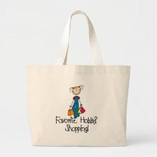 Shopping Favorite Hobby Bag