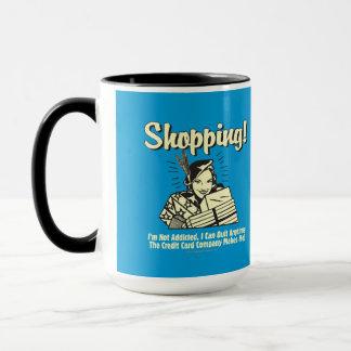 Shopping: I'm Not Addicted Mug