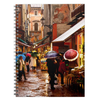 Shopping in the Rain Notebooks