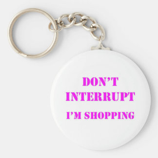 Shopping Key Ring