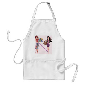 SHOPPING QUEEN COLLECTION STANDARD APRON