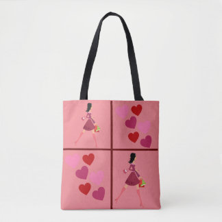 SHOPPING QUEEN COLLECTION TOTE BAG