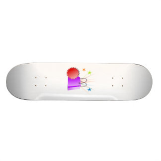Shopping Skate Board Deck