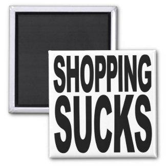 Shopping Sucks Magnet
