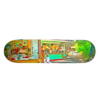 Shopping time 21.6 cm old school skateboard deck