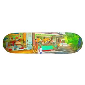 Shopping time skateboards