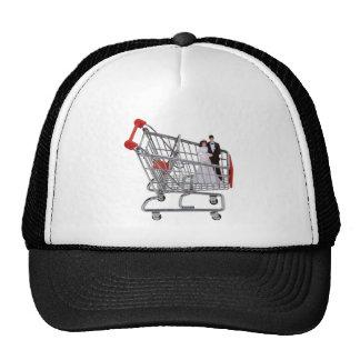 ShoppingNewlyWeds040909 Trucker Hat