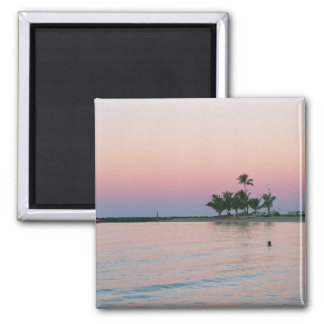 Shore 11 square magnet