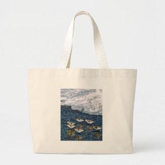 Shore Birds Tote Bag