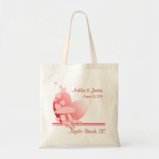 Shore Love Budget Tote Bag