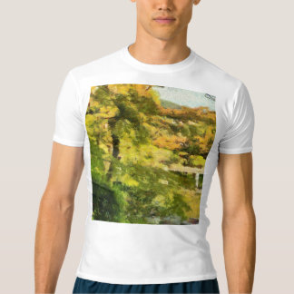 Shore of a small lake T-Shirt