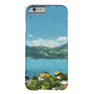 Shore of the lake barely there iPhone 6 case