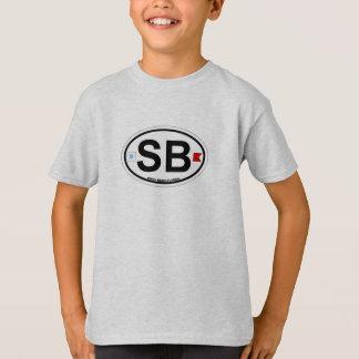SHORE OVAL ba T-Shirt