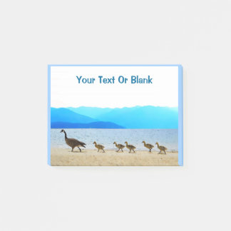 Shore Patrol - Canada Geese Post-it Notes