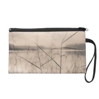 Shore reeds wristlet purses
