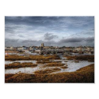 Shoreham Harbour Photographic Print