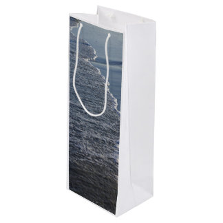 Shoreline Beauty Wine Gift Bag