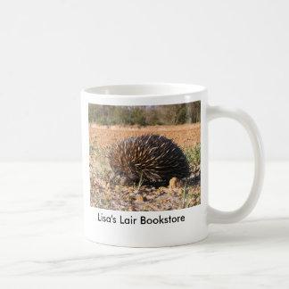 Short-beaked Echidna - Tachyglossus aculeatus Coffee Mug