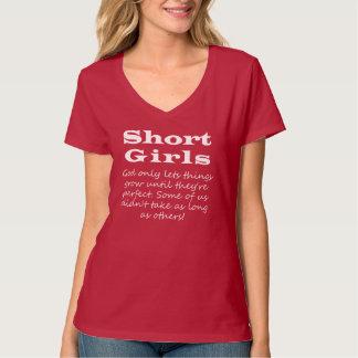 Short Girls Rock Tshirt