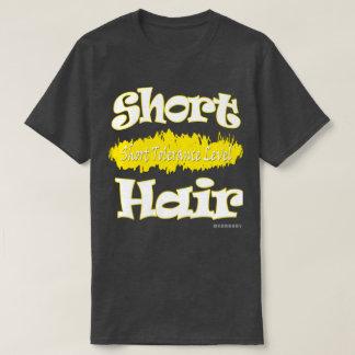 Short Hair Short Tolerance Level Tee Shirt