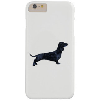Short haired Dachshund illustration iphone case