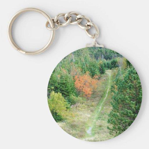 Short Hike Key Chains