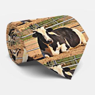 Short Horn Cow Tie