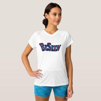 Short Sleeve V-Neck Double Dry Performance T-shirt