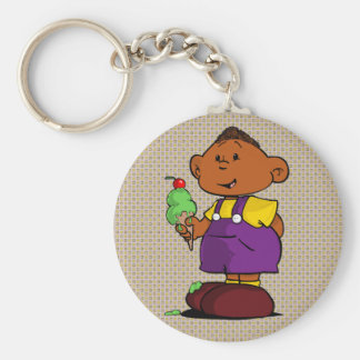 Short Sleevez Key Ring