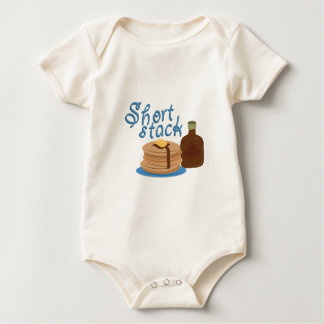 Short Stack Baby Bodysuits