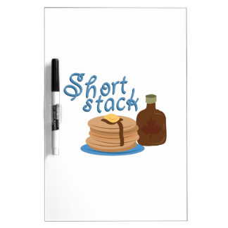 Short Stack Dry-Erase Board