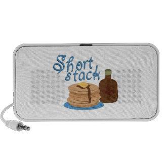 Short Stack Laptop Speakers