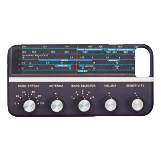 Short Wave Listener Radio iPhone 8/7 Case