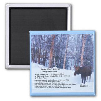 Shortbread Recipe  Moose Magnet