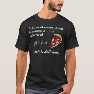 Shorts - The formula for delicious pizza T-Shirt