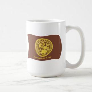 Shoshone Bannock Tribes Flag Mug