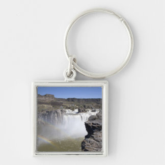 Shoshone Falls on the Snake River in Twin Falls, Key Ring