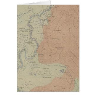Shoshone Geyser Basin Card