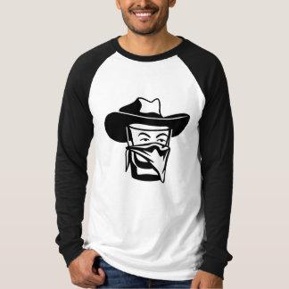 Shot Bandits Raglan T-Shirt