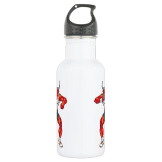 shot put bull 2 532 ml water bottle