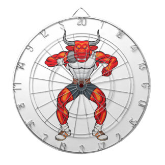 shot put bull 2 dartboard