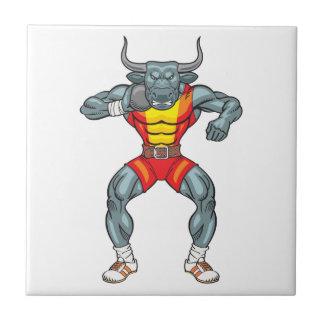 shot put bull 3 tile