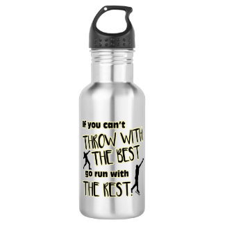 Shot Put Throw With The Best- Water Bottle